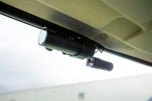 Storage Area Security Camera