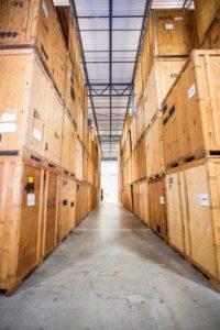 Over One Thousand Storage Units